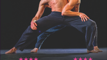 BalletBoyz make Edinburgh Fringe debut