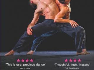 BalletBoyz make Edinburgh Fringe debut