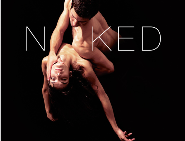 Naked DVD