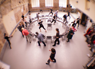 Parkinson's CAN Dance goes West End