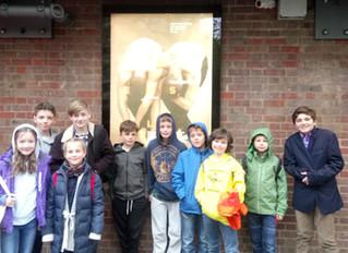 BalletBoyz Classes' trip to Sadler's Wells