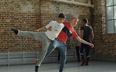 MoovBank by BalletBoyz