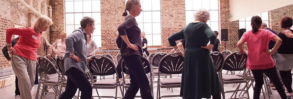 Parkinson's CAN Dance DVD