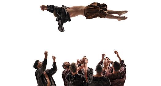 BalletBoyz theTALENT 2012