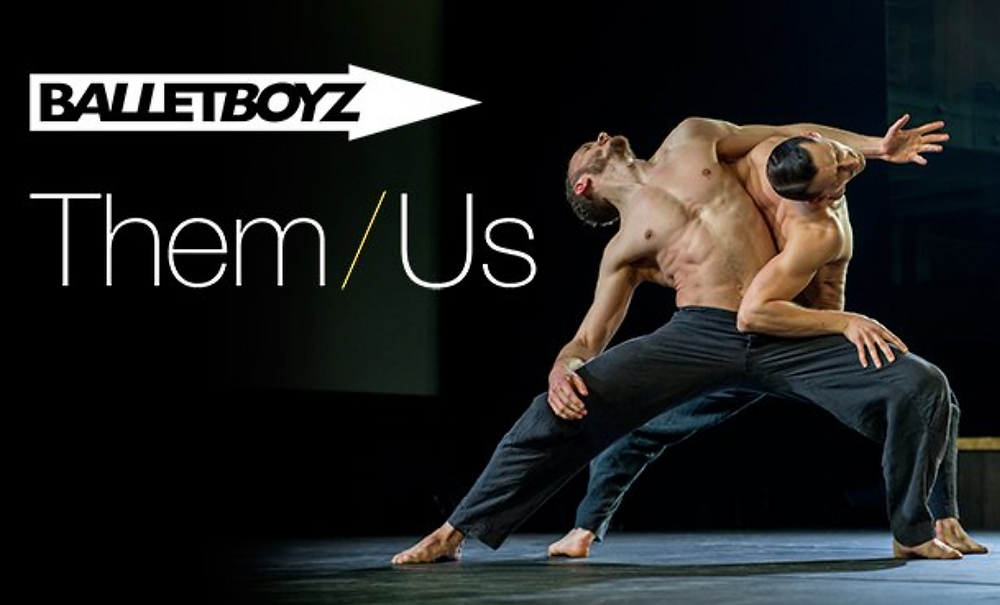 BalletBoyz Them/Us Autumn Tour