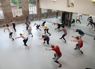 Open Class with BalletBoyz Rehearsal Director Charlotte Pook