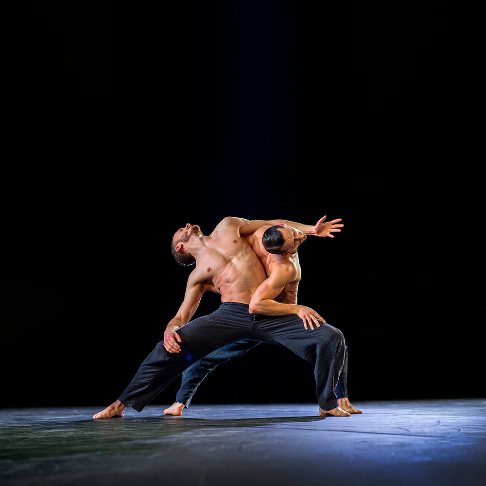 BalletBoyz perform Them/Us to critical and public acclaim