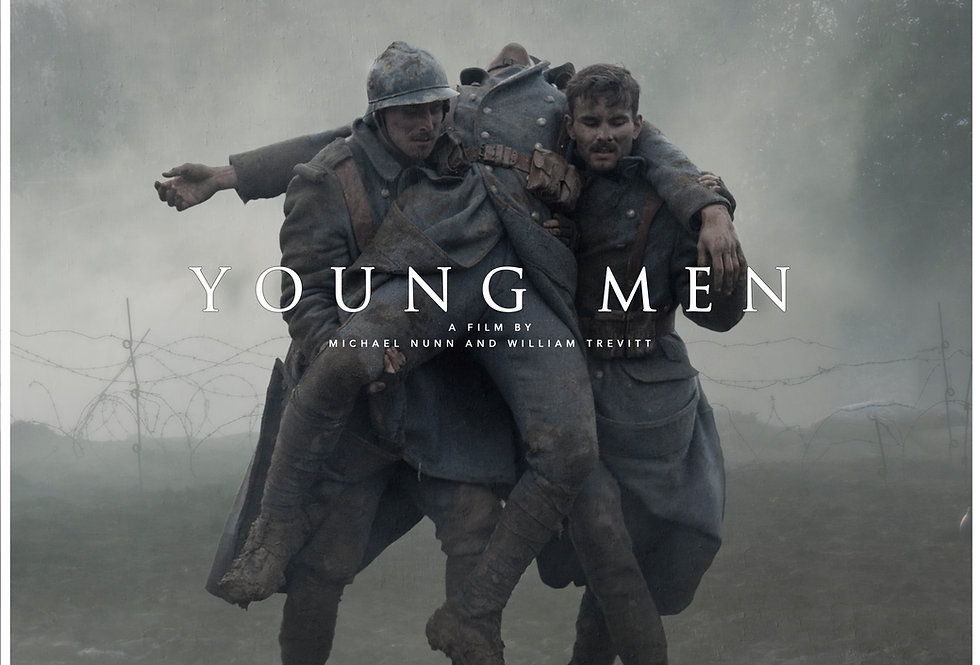Young Men (Film) DVD