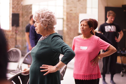 BalletBoyz Parkinson's CAN Dance