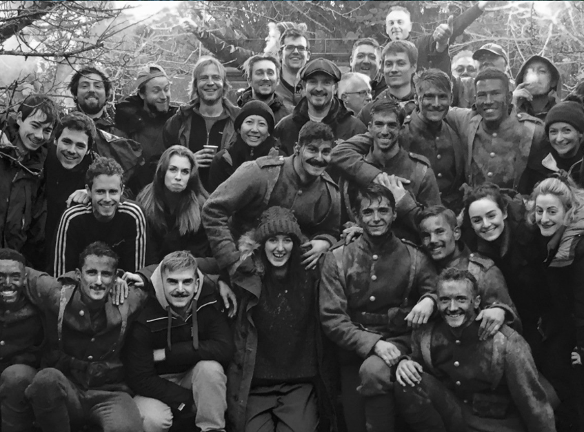 Young Men Cast and Crew