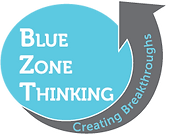 Blue Zone Thinking Logo