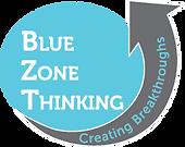 Blue Zone Thinking Logo
