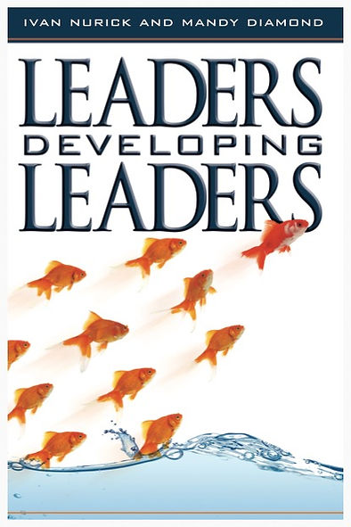 Leaders Developing Leaders Book