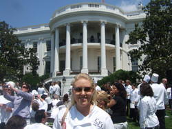 Sarah invited to the White House
