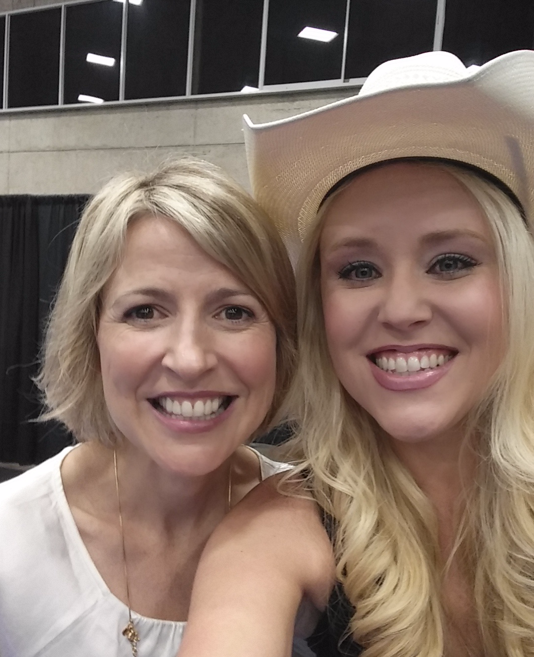 Sarah and Samantha Brown