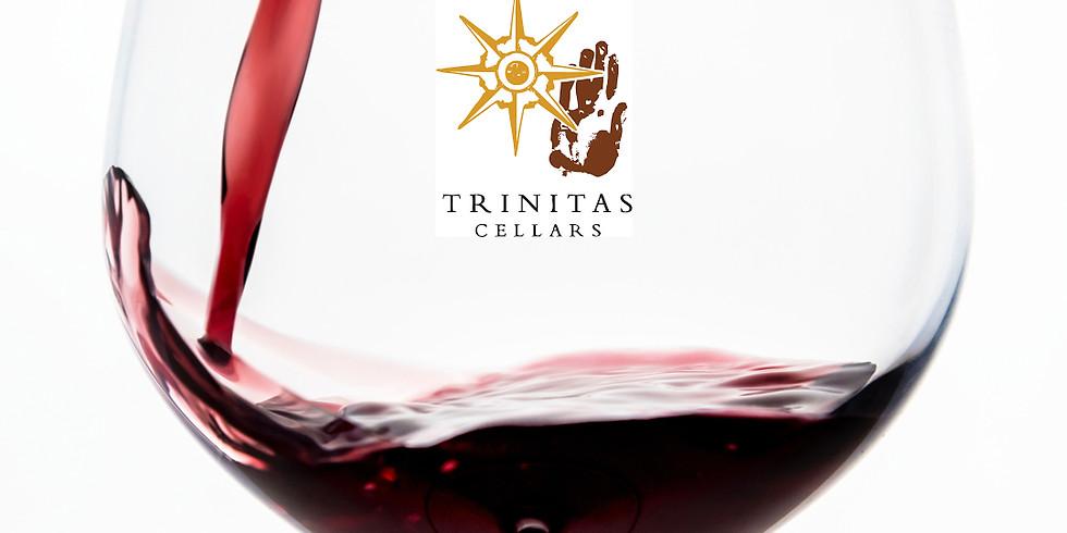 Wine Tasting with Trinitas Cellars