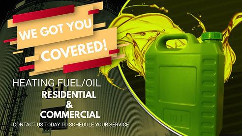 Copy of Oil Change Advertisement Display