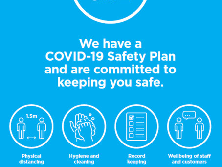 Proton Projects is now a registered COVIDSafe business