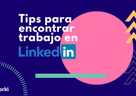 ¿Cómo buscar trabajo usando LinkedIn?