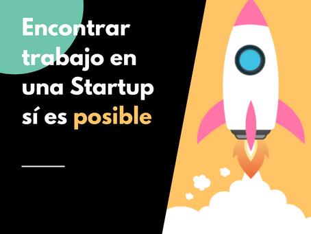 5 tips para encontrar trabajo en una Startup
