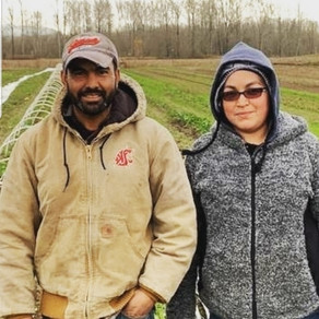 Meet Your Farmers #1: Francisco and Lorena