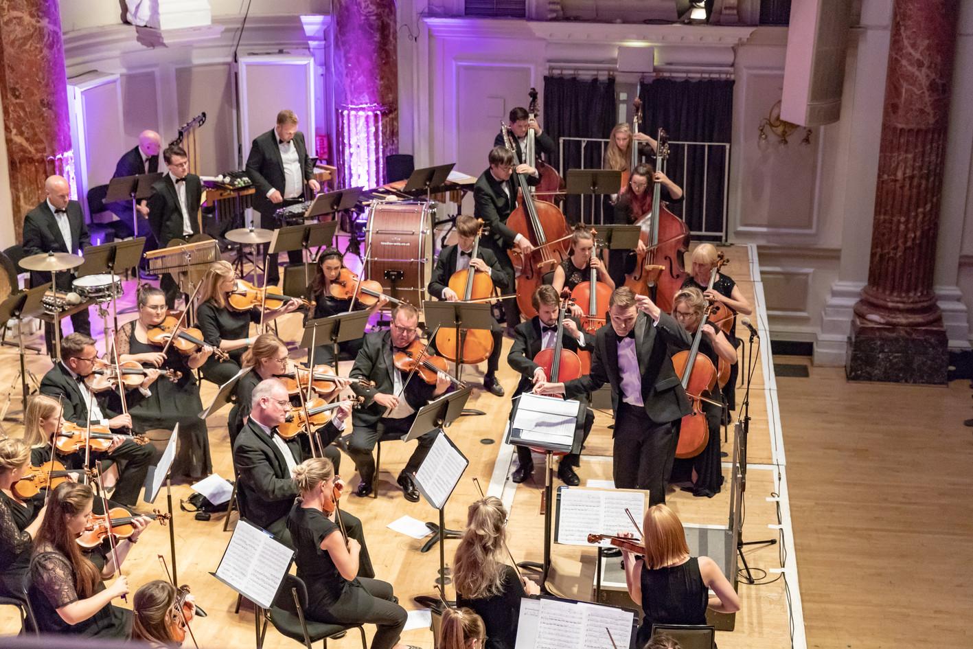 The Studio Orchestra