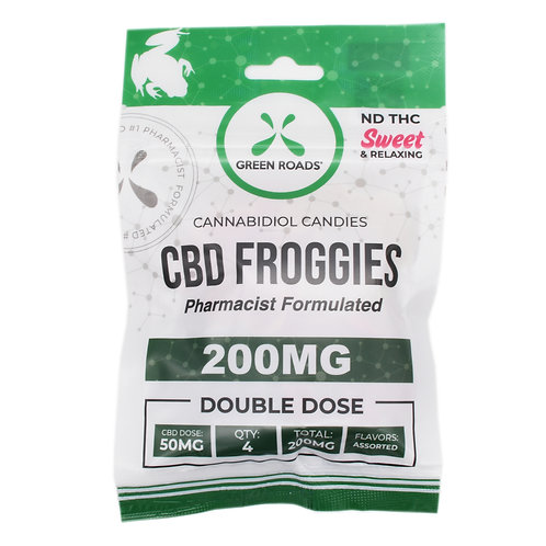 Green Roads CBD Froggies