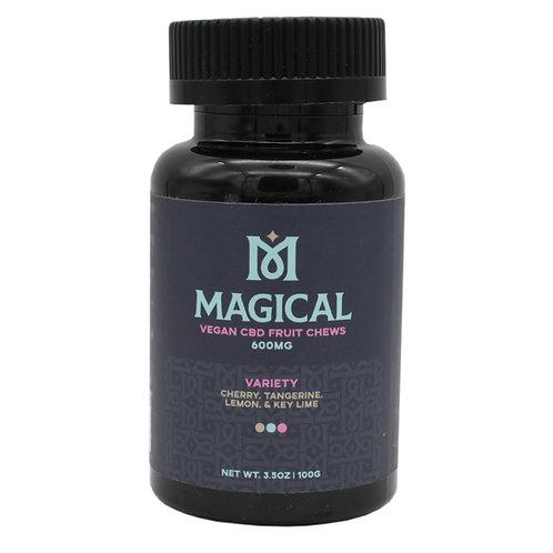 Magical CBD Vegan Fruit Chews