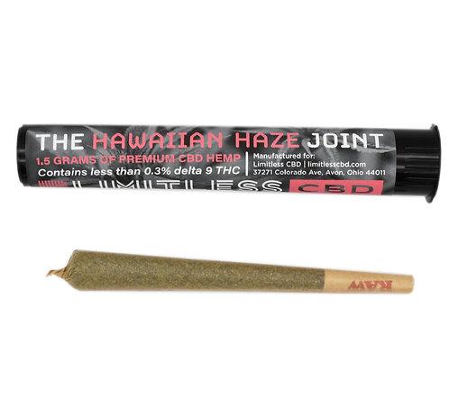 Limitless CBD Pre Roll | Hawaiian Haze