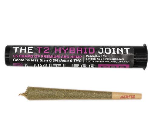 Limitless CBD Pre Roll | T2 Hybrid