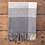 Thumbnail: Cashmere/Lambswool Dobby Throw