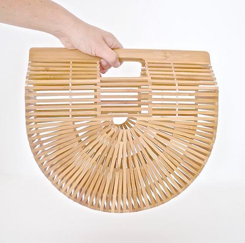 Bamboo Clutch bag