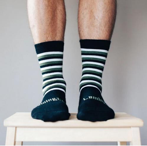 Cadet - Merino Wool Crew Socks - Men.