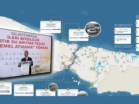 Silahtarağa Atıksu Arıtma Tesisi Ve İstanbul Atıksu Arıtma Sistemleri