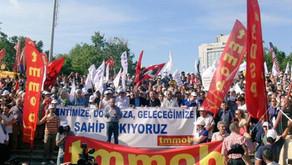 TMMOB İçin, Halk Demokrasisi İçin Mücadeleye!
