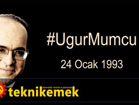 #UgurMumcu