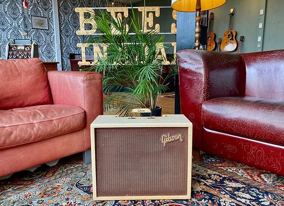 SOLD! - 1962 Gibson GA-8 Discoverer 12-14Watt 12inch Two-Tone Combo