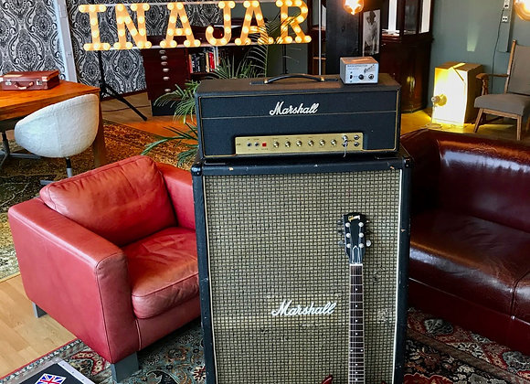 SOLD! - 1972 Marshall 8x10 model 1990 cabinet