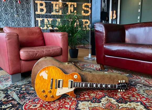 SOLD! - 2012 Gibson Collectors Choice 1959 Les Paul Sandy Aged CC 04A
