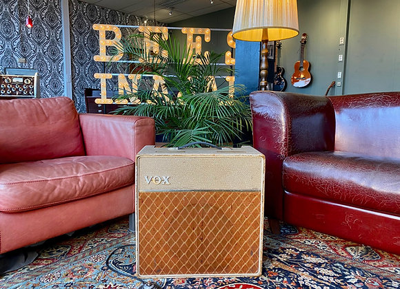 SOLD! - 1961 JMI VOX AC15 Fawn combo 1x12