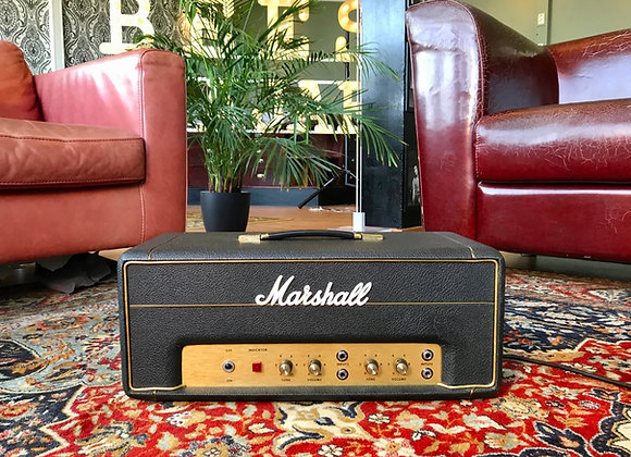 SOLD! - 1973 Marshall JMP PA20 20w Valve Guitar Amplifier Head Plexi Metal Panel