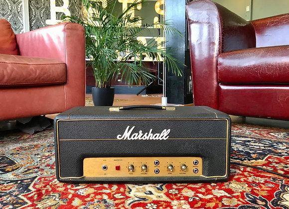 SOLD! - 1973 Marshall JMP PA20 20w Valve Guitar Amplifier Head Plexi Metal Panel
