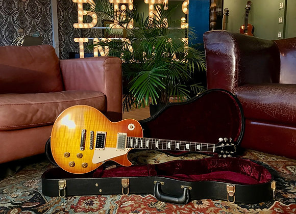 SOLD! - 2005 Gibson Jimmy Page Les Paul Number One VOS Custom Authentic No.1