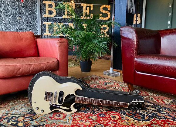 SOLD! - 1966 Gibson SG Junior Polaris White 3.1Kg