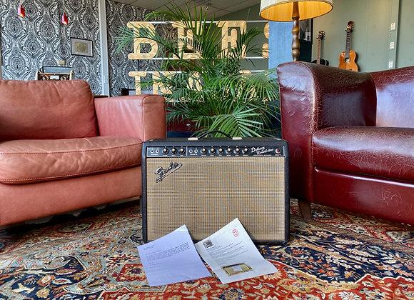 SOLD! - 1966 Fender Deluxe Reverb - ex CREAM - JACK BRUCE - ERIC CLAPTON