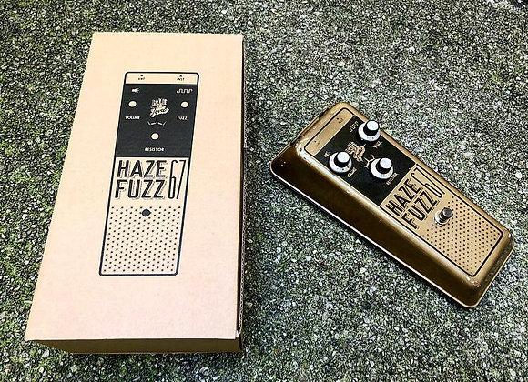 SOLD! - 2020 Haze 67 Fuzz - Isle Of Tone