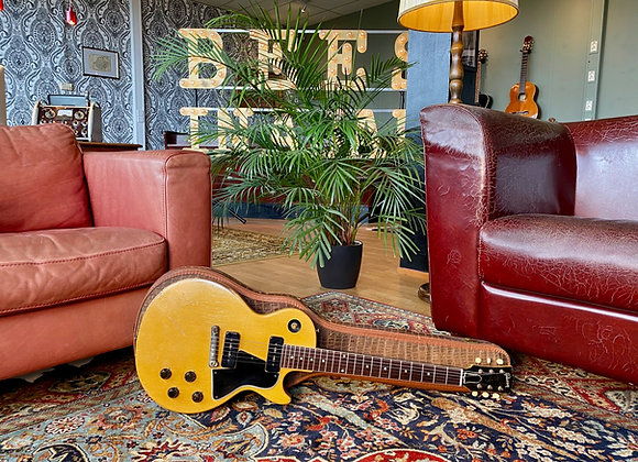 SOLD! - 1957 Gibson Les Paul Special TV Yellow Single Cut