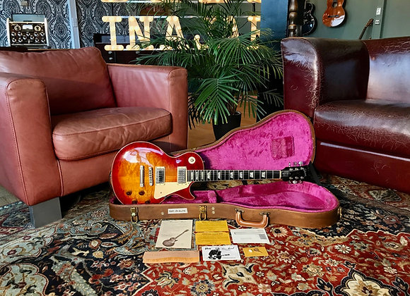 SOLD! - 1981 Gibson Les Paul Heritage Standard-80 Elite Quilted Top