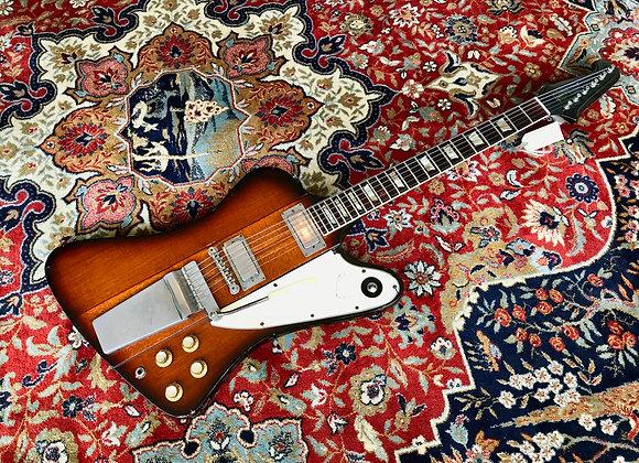 SOLD! - Late 1963 Gibson Firebird V Reverse