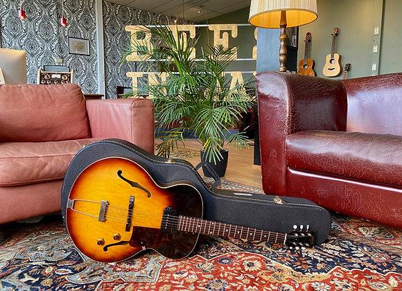 SOLD! - 1959 Gibson ES-125 Dark Burst P90 - full bodied